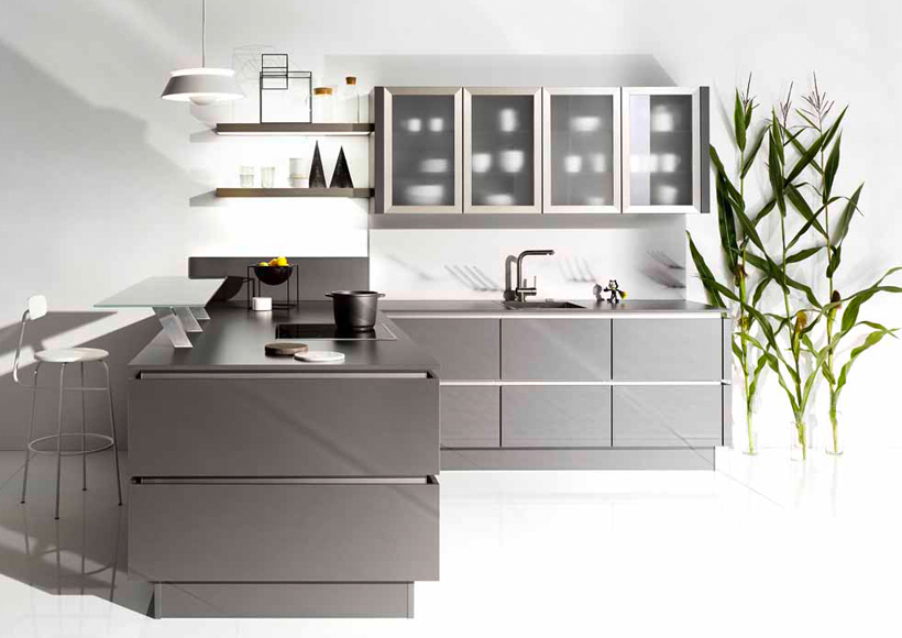 insell sung soft lack die neue k che inh j rgen robitschko in bruchk bel. Black Bedroom Furniture Sets. Home Design Ideas