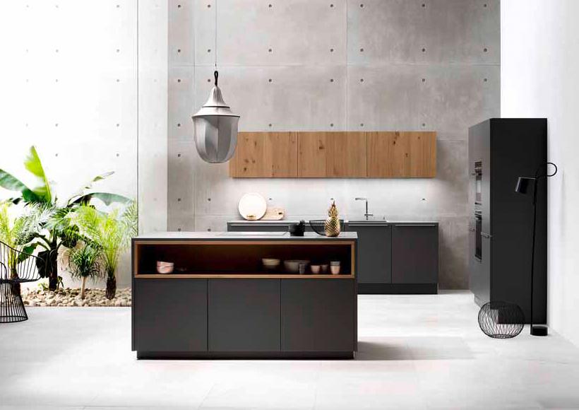 insell sung soft lack die neue k che inh j rgen robitschko in bruchk bel. Black Bedroom Furniture Sets. Home Design Ideas